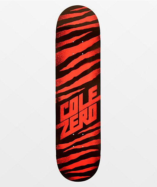Zero Cole Ripper Oxblood 8.0