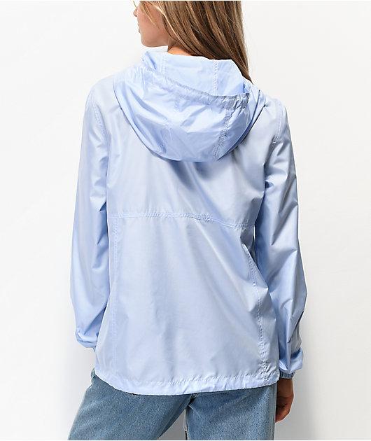 Zine Elion chaqueta anorak azul