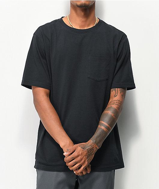 Zine JMFT Black Pocket T-Shirt
