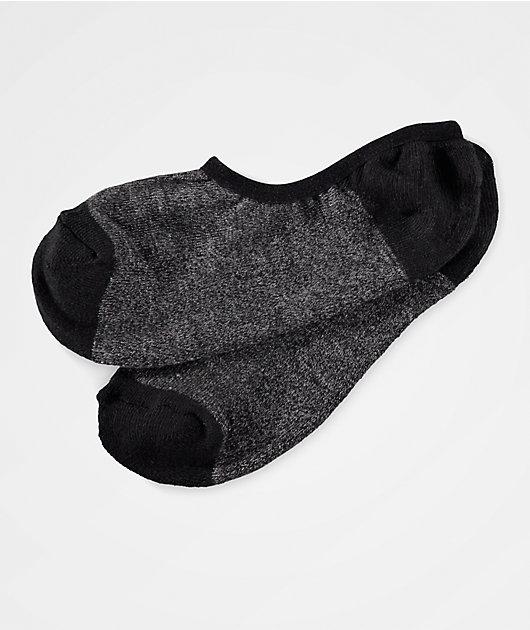 Zine calcetines negros invisibles