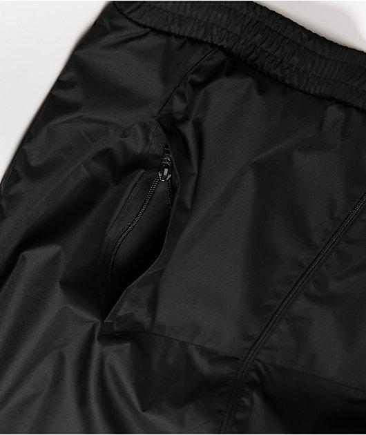 adidas 3D Trefoil 3-Stripes Black Track Jacket