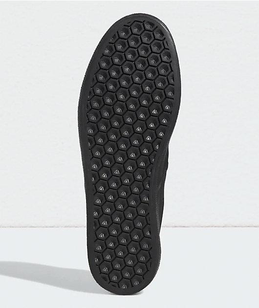 adidas 3MC All Black Slip On Shoes