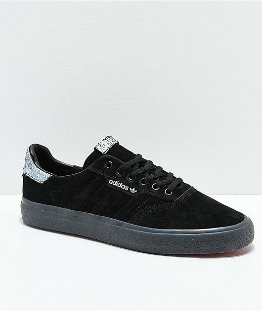 adidas 3MC Black, White \u0026 Grey Shoes