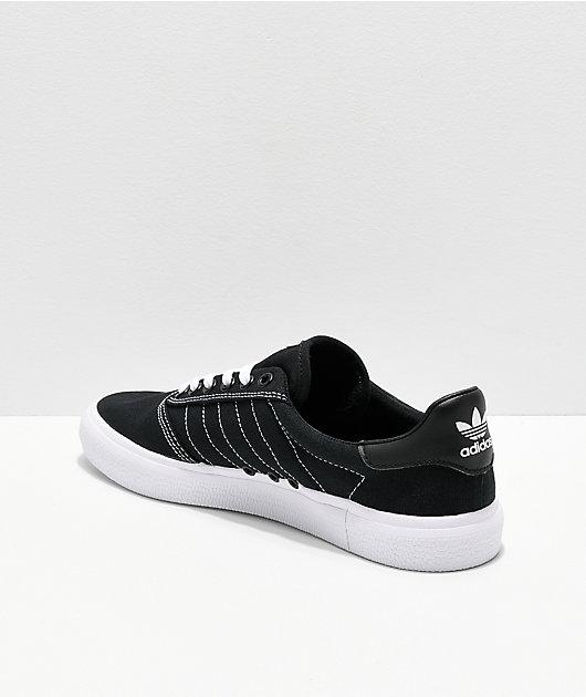 adidas 3MC Black \u0026 White Contrast