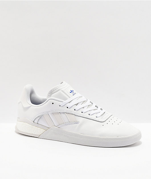 adidas 3ST.004 All White Shoes