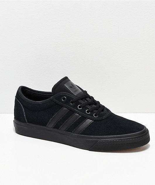 adidas AdiEase Black Shoes   Zumiez