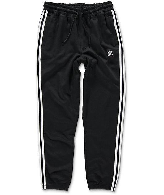 Adidas Bb Pantalones Deportivos En Negro Zumiez