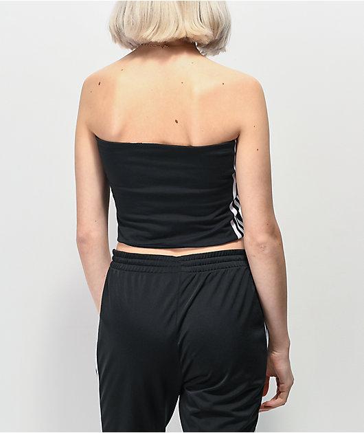 adidas Black Tube Top