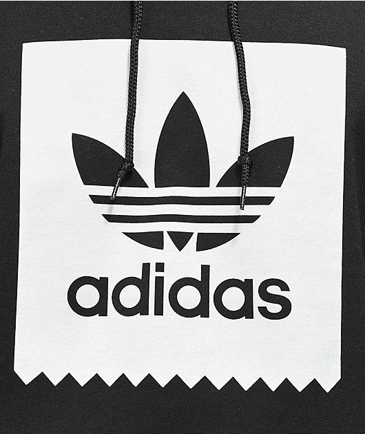 adidas Blackbird Black Hoodie