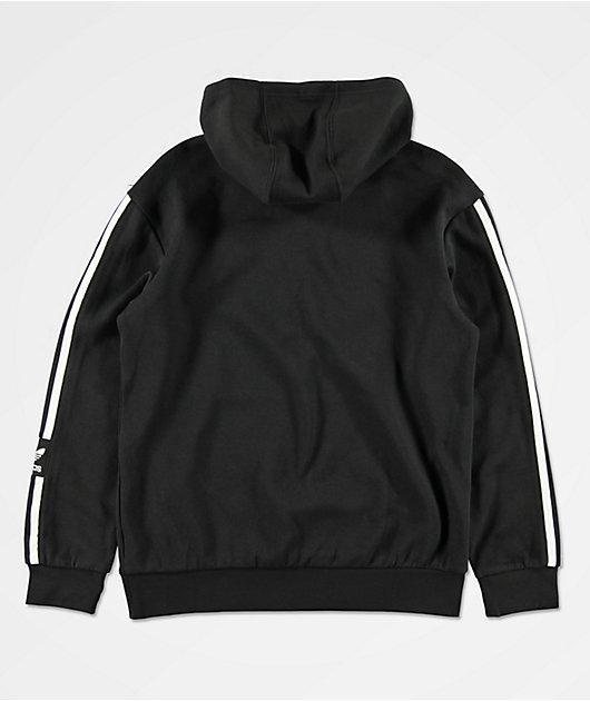 adidas Boys New Icon Black Hoodie