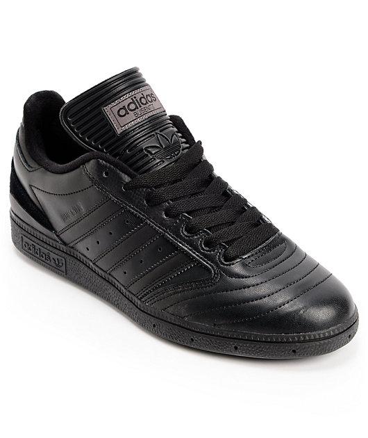 adidas Busenitz Pro Black Shoes | Zumiez