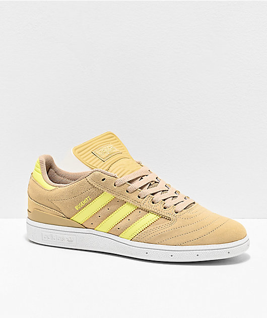 adidas Busenitz Pro Savanna zapatos de skate amarillos
