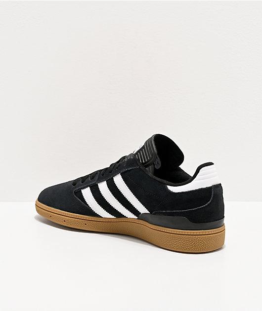 adidas Busenitz Pro zapatos de skate en blanco, negro y goma