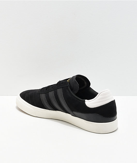 Concurso Llanura Por ley  adidas Busenitz Vulc Black & White Shoes | Zumiez