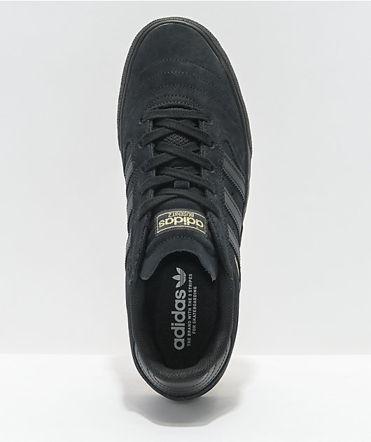 adidas Busenitz Vulc II Black Shoes