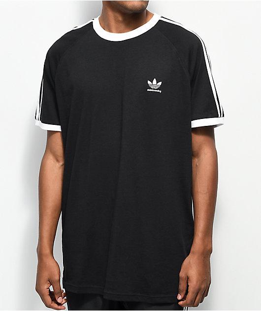 adidas California 2.0 Black T-Shirt