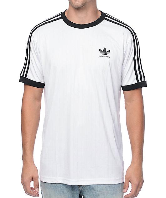 adidas Clima Club White Jersey