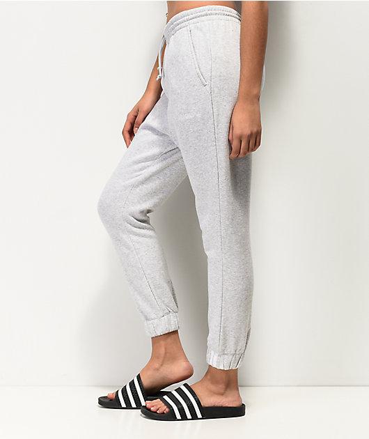 adidas Coeeze Light Grey Jogger Sweatpants