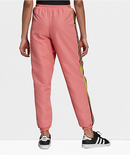 adidas Fakten Hazy Rose Track Pants