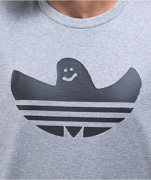 adidas G Shmoo Grey T-Shirt