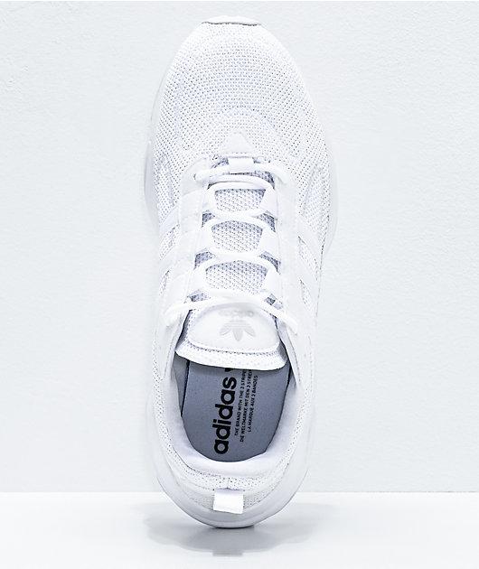 adidas Haiwee zapatos blancos