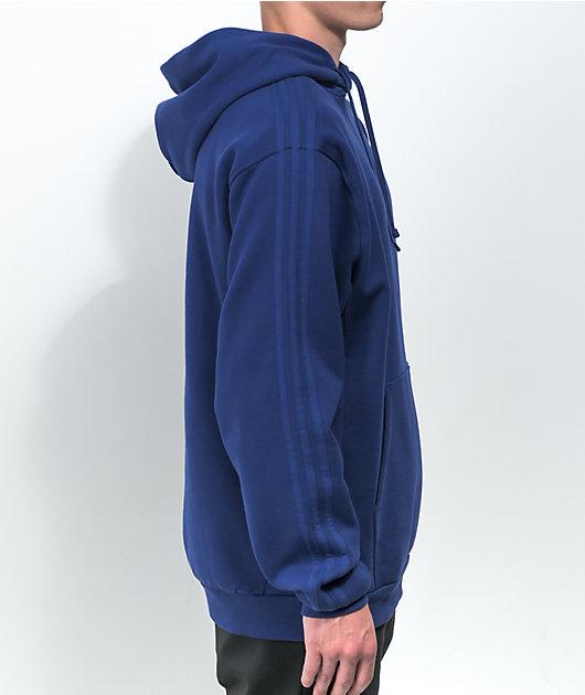 adidas Heavyweight Shmoofoil Navy Hoodie