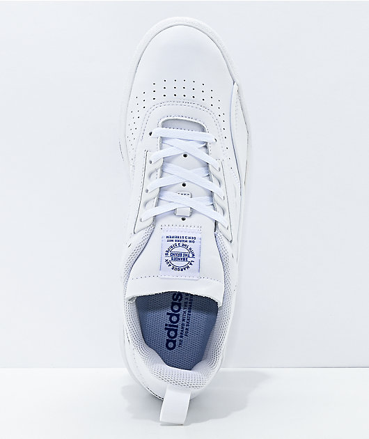 adidas Liberty Cup White & Blue Shoes