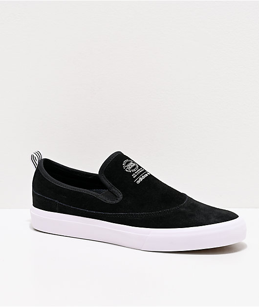 adidas matchcourt skate shoes black