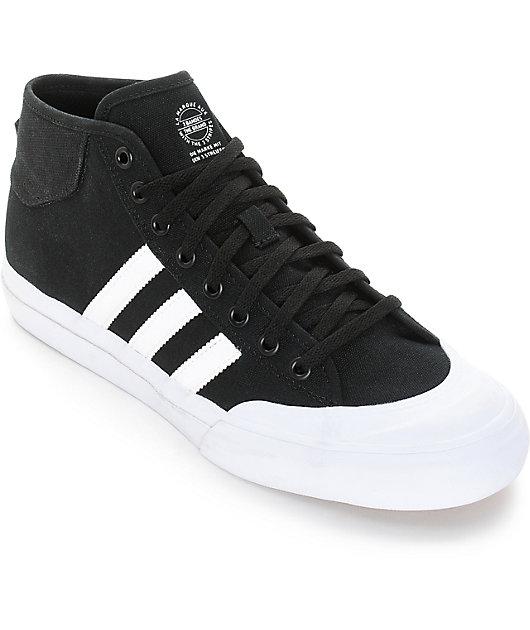 adidas Matchcourt Mid Shoes