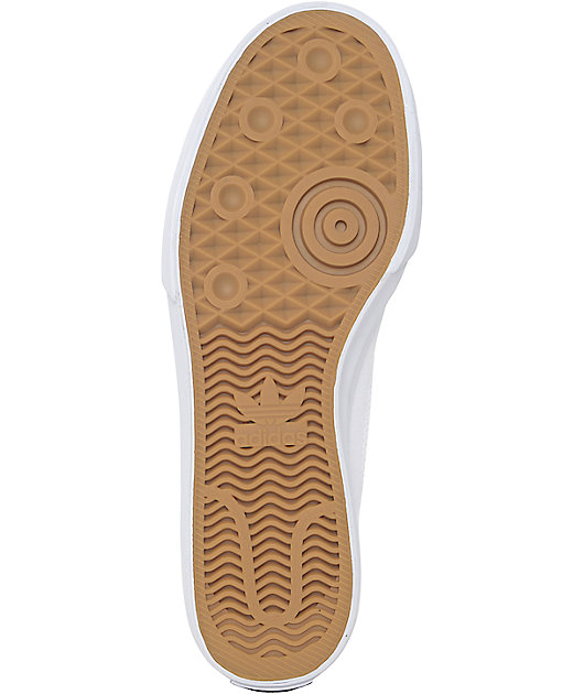 adidas Matchcourt White Slip On Shoes
