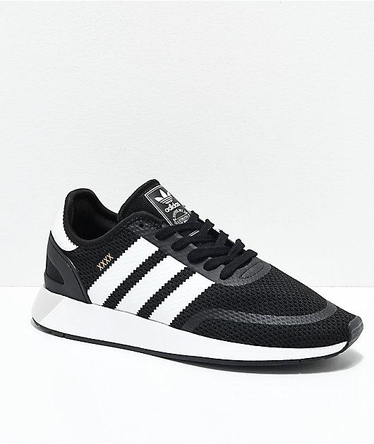 adidas N-5923 Black, White \u0026 Grey Shoes