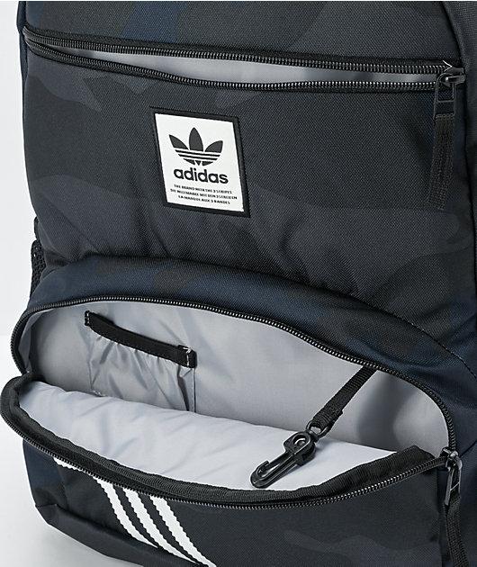 adidas National 2.0 Black Camo Backpack