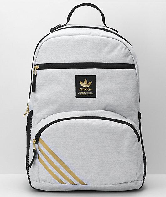 adidas National 2.0 Grey Backpack