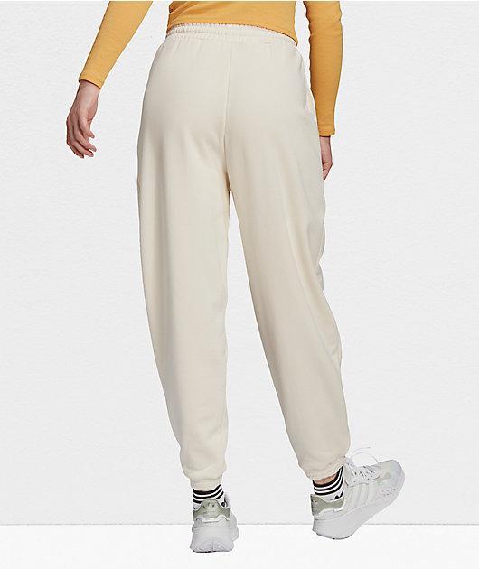 adidas No-Dye Natural Relaxed Jogger Sweatpants