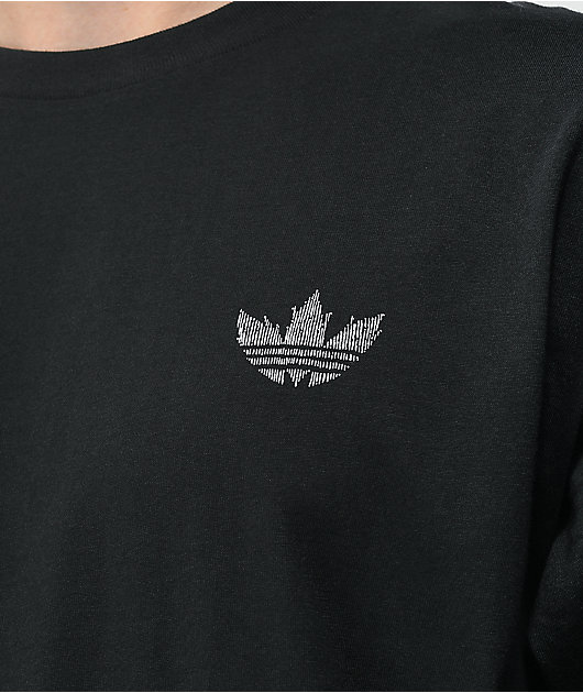 adidas Nora Graphic Black T-Shirt