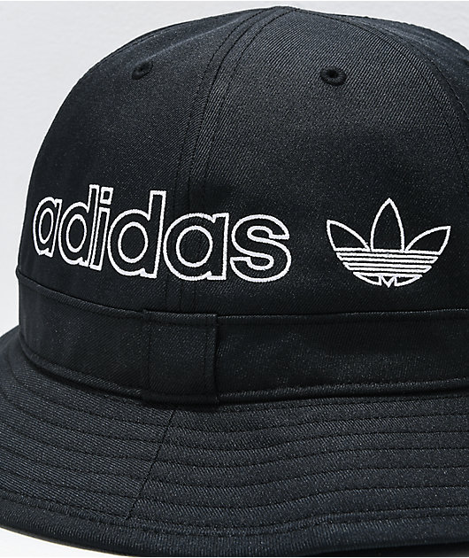 adidas Originals Bell Black Bucket Hat