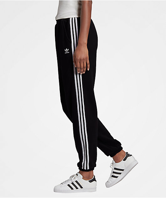 adidas Originals Black Jogger Sweatpants