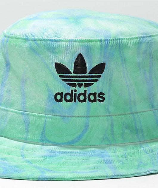 adidas Originals Marble Wash Bucket Hat