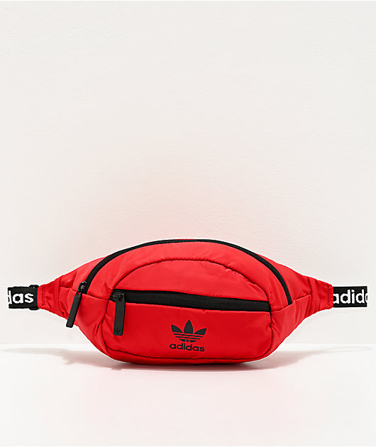 adidas Originals National Scarlet Fanny Pack