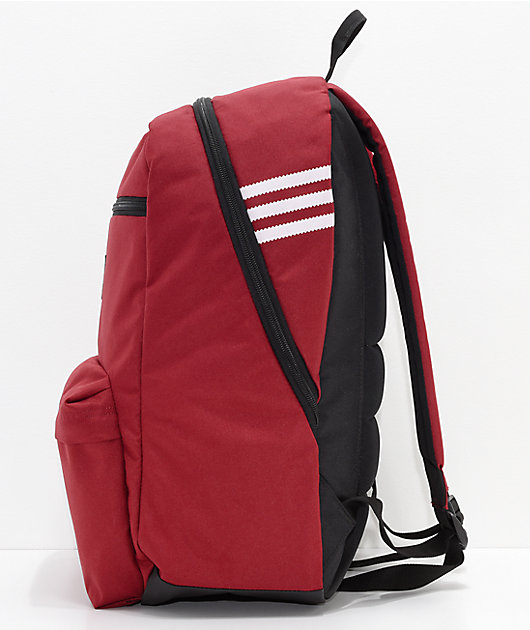adidas Originals National mochila borgoña