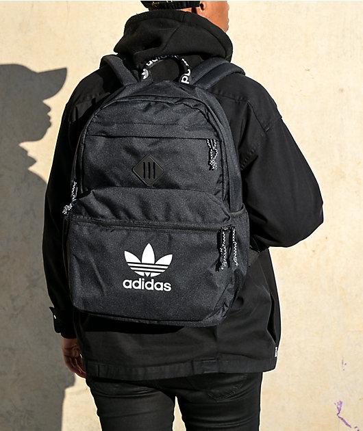 adidas Originals Trefoil 2.0 Black Backpack