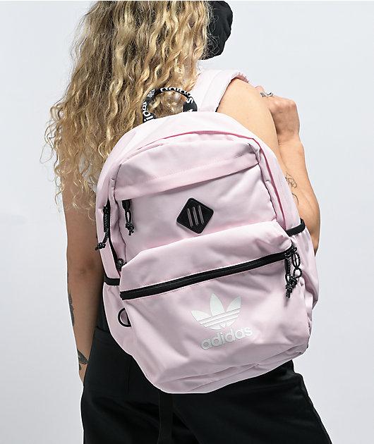adidas Originals Trefoil 2.0 Pink Backpack