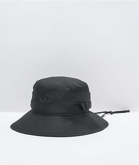 adidas Originals Webbing Black Boonie Hat