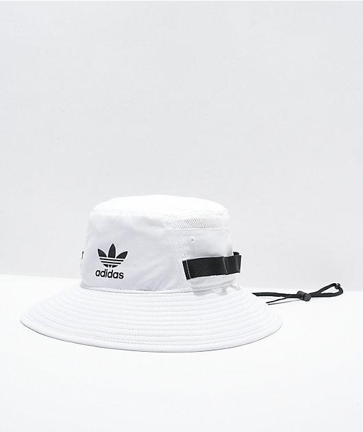 adidas Originals Webbing White Boonie Hat