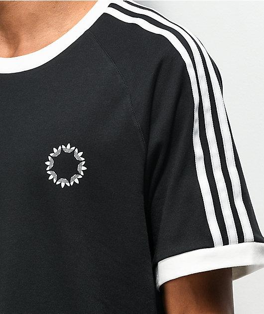 adidas Pinwheel Club Black Jersey
