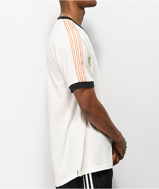 adidas Pinwheel Club camiseta jersey blanca