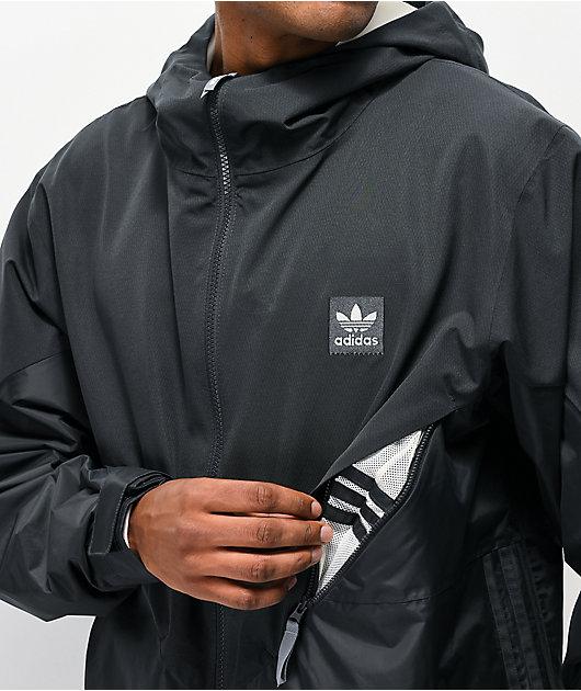 adidas Premiere 10K chaqueta de snowboard negra