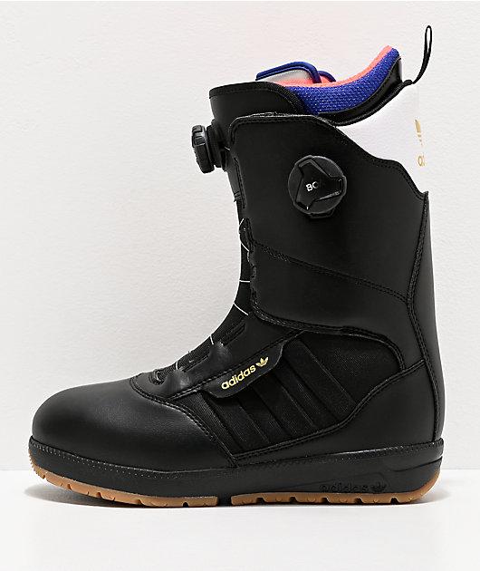 adidas Response Boa Black Snowboard Boots 2020