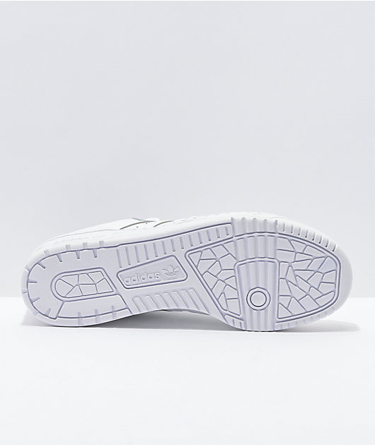 adidas Rivalry Mens Low White Shoes