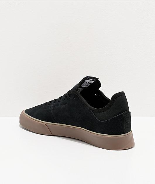 adidas Sabalo Black, White \u0026 Gum Shoes